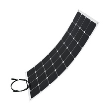 thin film flexible solar panel 120 watts from China manufacturer