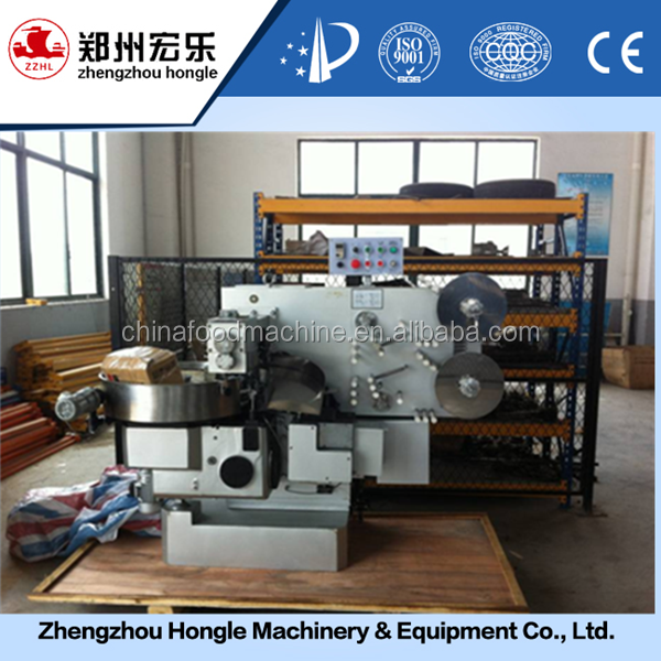 CE quality Automatic Double Twist Candy Packing Wrapping Machine