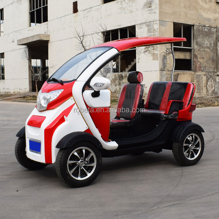 From china New products 2017 two seater electric car street legal electric car mini electric car