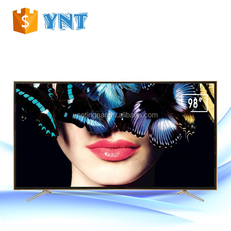 Hot sell 1080p full hd tv 100 inch led tv 4k uhd