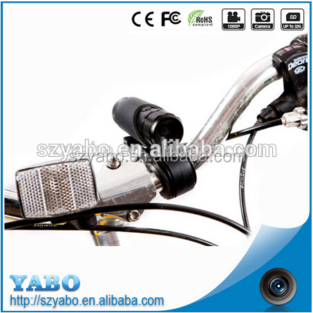 High quality1280*720p Sport DVR with hidden shot waterproof and skid resistance Mini Video Camcorder