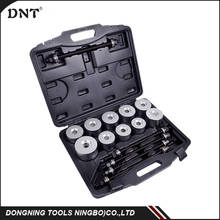DN-D1025 SAE 5140 Steel 27Pieces PRESS AND PULL SLEEVE KIT With 5 Spindles