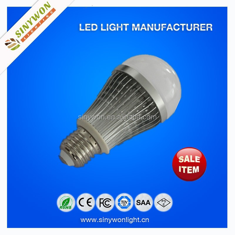 Hot New Products for 2015 ! Sinywon Fins Heatsink E27 3w Led Bulb Price
