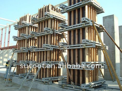 Sucoot Made In Taiwan Formwork Beam / Steel Soldier Beam For Sale