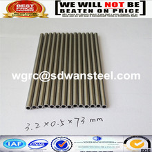 High Quality Seamless Capillary Stainless Steel Tube (t304)