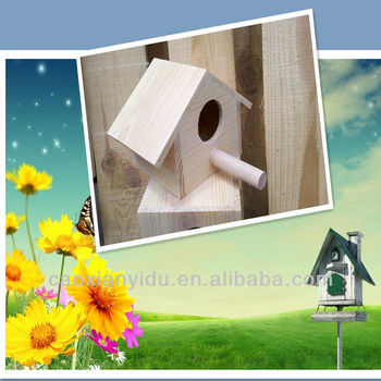 min wooden bird cage bird cages,bird house,rural wooden box