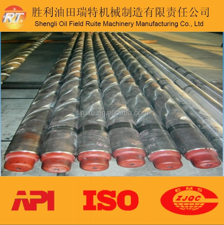 Oilfield drilling equipment tools for API Drill Pipe and Spiral Drill Collar