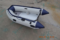 CE aluminum hull cheap inflatable boat low price