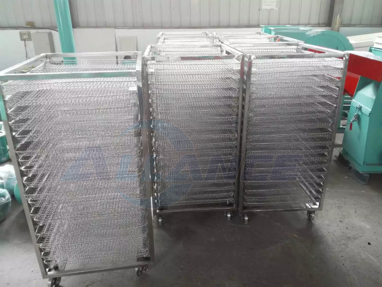 Hot Air Circulation Food Batch Dryer