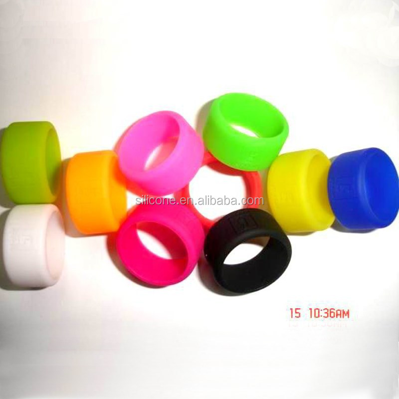 silicone finger ring,silicone rubber finger ring,silicone rubber thumb ring