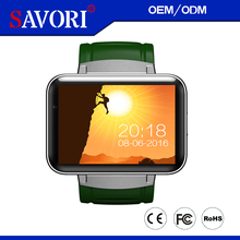 Wholesale camera phone watch 2017 smart watch GPS android 3G phone with men watch online shopping Austria in Shenzhen Savori