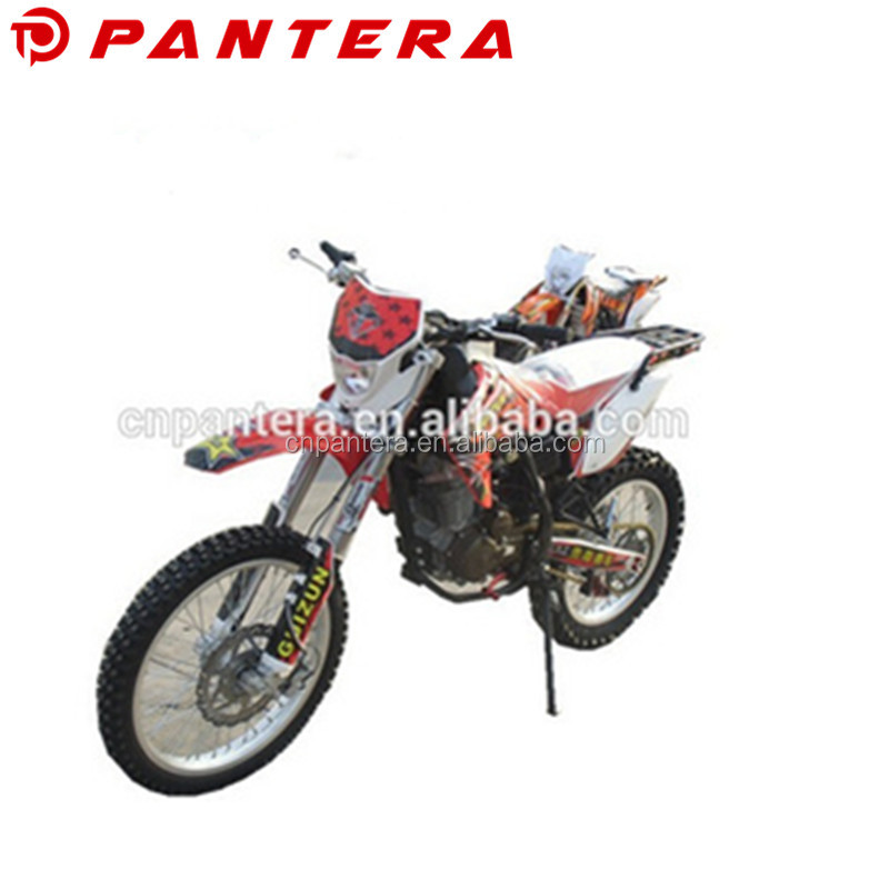 250cc Classical Style Hot Sale Shock Absorber Crossmotor Off Road Motorcycle