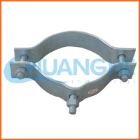 Made in china 6 inch pipe clamp