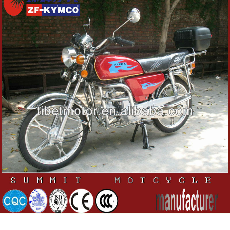 Best chinese classic street motorcycle ZF70