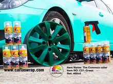 Carlas spray paint/film for car wheel