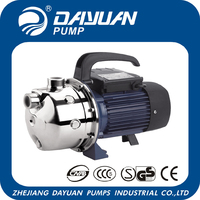 JET(SC) 1'' farm equipment water jet engine pumps