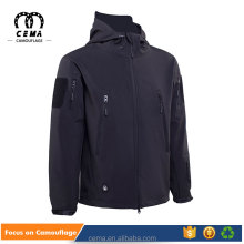 Factory direct sale wholesale waterproof shark skin softshell jacket