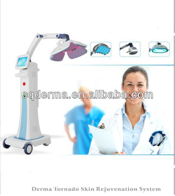 Multi-Function Beauty System with CE approval for hair regrowth/anti-hair loss