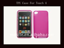 Hottest Mobile Phone TPU Case For iPod Touch 4