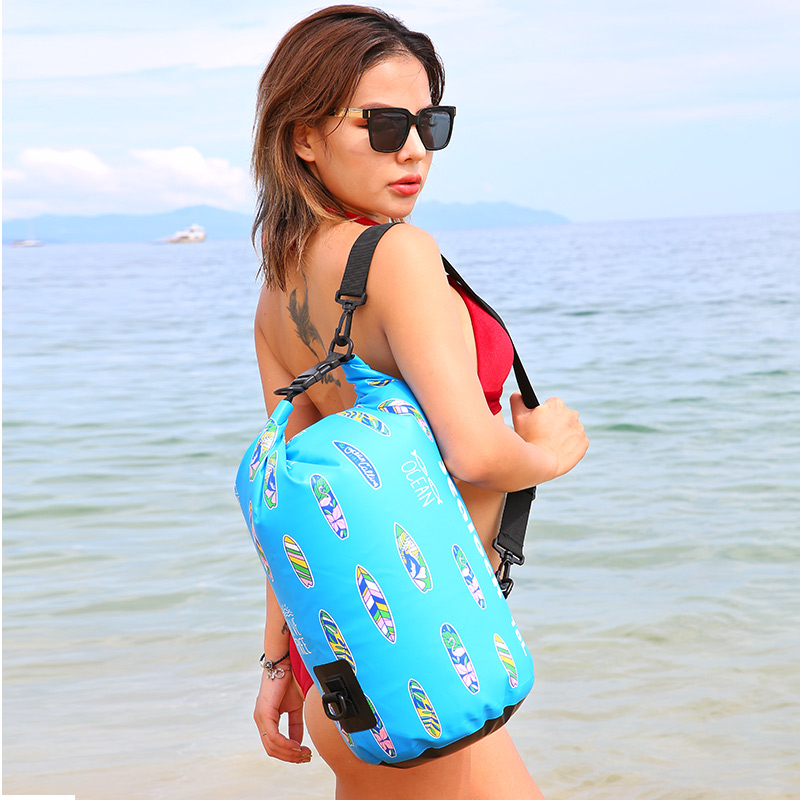 2018 sealock PVC blue drysak bag dry bag for rafting,swim,