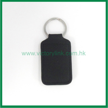 Leather keychain personalized key chains with car logo