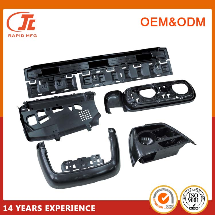 Custom plastic injection molding /Plastic injection mold auto car part
