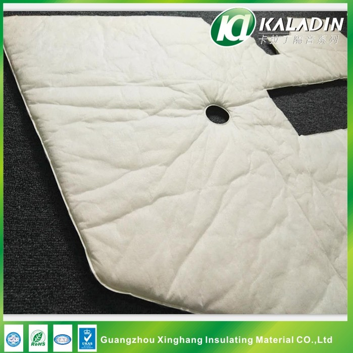 Good quality Stamping Customized Cotton for Sound proofing -- acoustic foam material