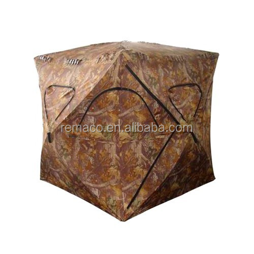 Steady High Quality Hub System Hunting Blinds Hunting Tent Hunting Ground blinds with Window GB8255