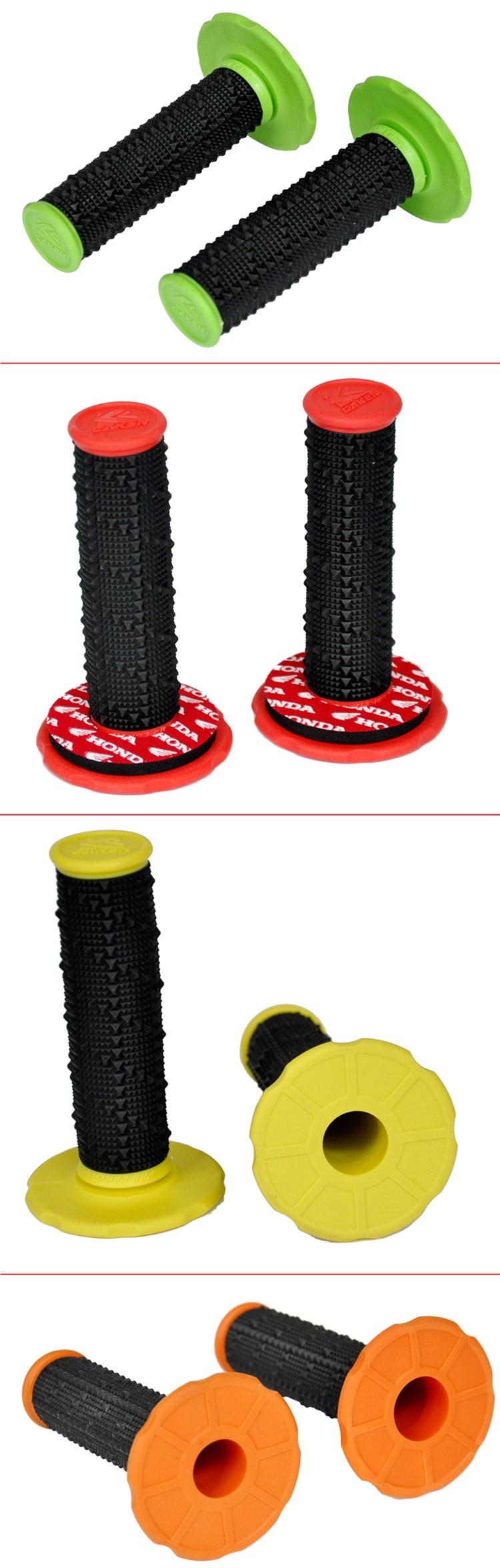 CRF 250 Handle Grip ,motorcycle grips,motocross handle grip