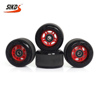 Skate board wheels longboard wheels skateboard wheels sand treatment