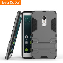 OEM TPU PC Kickstand back cover case for xiaomi redmi note 5 4 3