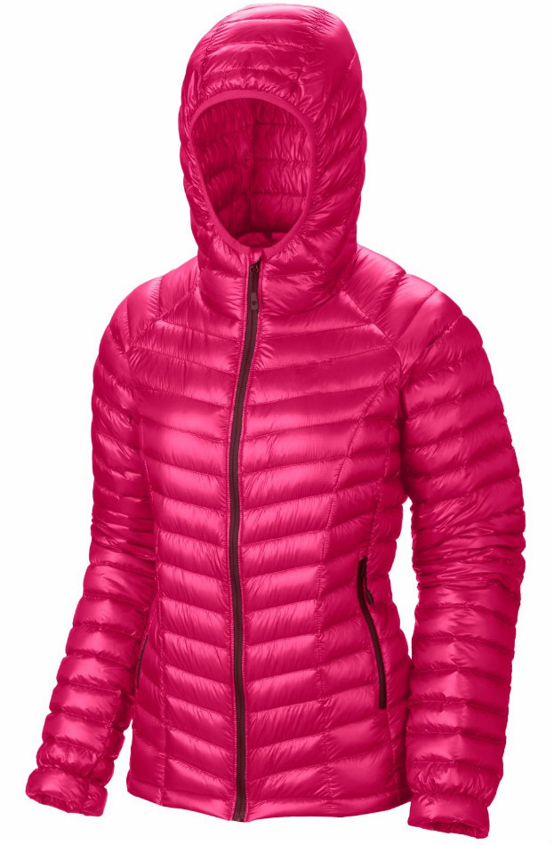 Thick premium expedition winter Down jacket
