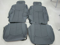 leather car seat cover artificial leather