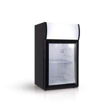 Beverage Display Commercial Refrigerator