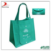 2013 Green Fashion eco bag,non woven eco bag,laminated woven bag