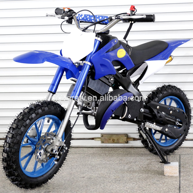 New Kids Super Motocross Dirt Bike 49cc <strong>Motorcycle</strong> with Alloy Pull Start