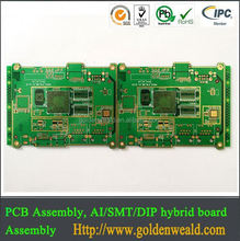 8oz adhesive pcb support pcb poker boards