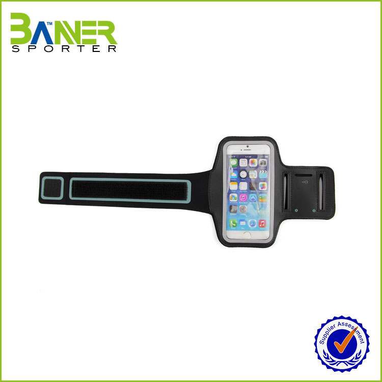 new sports high quantity double lycra waterproof phone armband