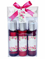 Wholesaler Body Works Products with Shower Gel Bubble Bath Body Lotion in Carnation Fragrance for Mother's Day