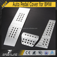 H Style 2nd Generation AT Auto Pedal Cover for BMW E46/E90/E92/E93/E87 3 Series New 1 Series