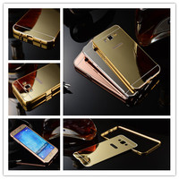 Fashion Metal Mirror Back Bumper Case Cover For Samsung Galaxy S4,Mirror Case For Samsung Galaxy S4 Bulk Buy From China