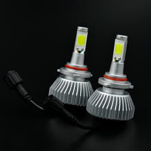 H4 H7 H11 9005 9006 12/24V 20W Car LED Headlight Auto light