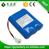 1800mAh 2200mAh 11.1V Li-ion 18650 Battery Pack With KC Certificate