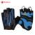 2018 New Fashion Cycling Bike Bicycle GEL Shockproof Sports Half Finger Glove