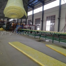 Fire Proof Fiber Superior Quality Glass Wool Roll Making Machinery