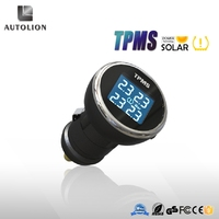 Hot and low price wireless tire pressure monitoring system for motorcycle