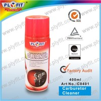 Car care carburetor choke cleaner spray