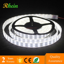 Shenzhen factory double pcb White color 120LEDs/M 5050 led strip light price