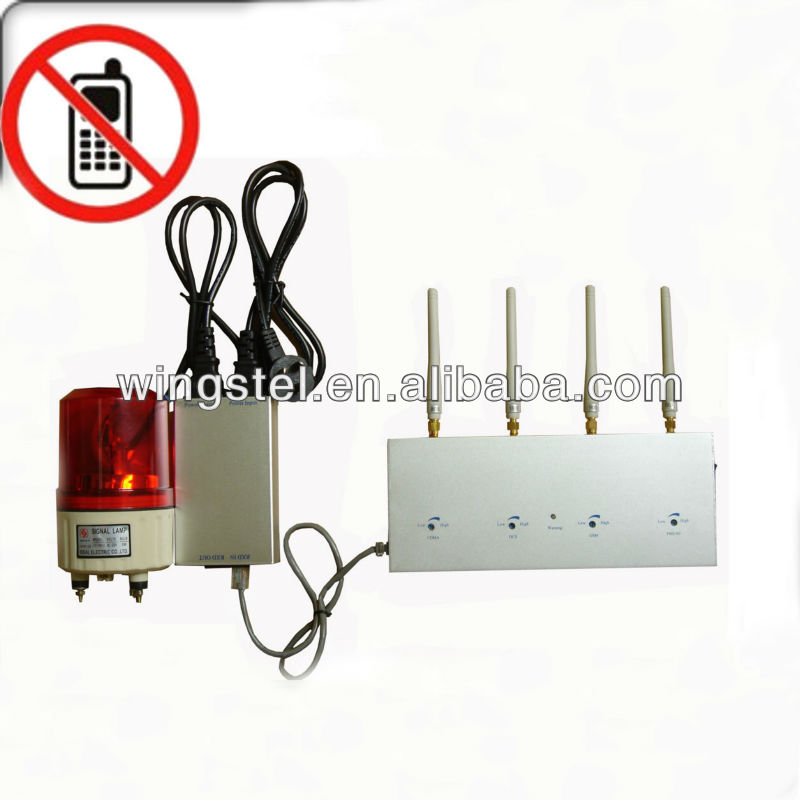 101A cell phone signal detector Semidiameter of interception: 1-20 m(-75dBm)