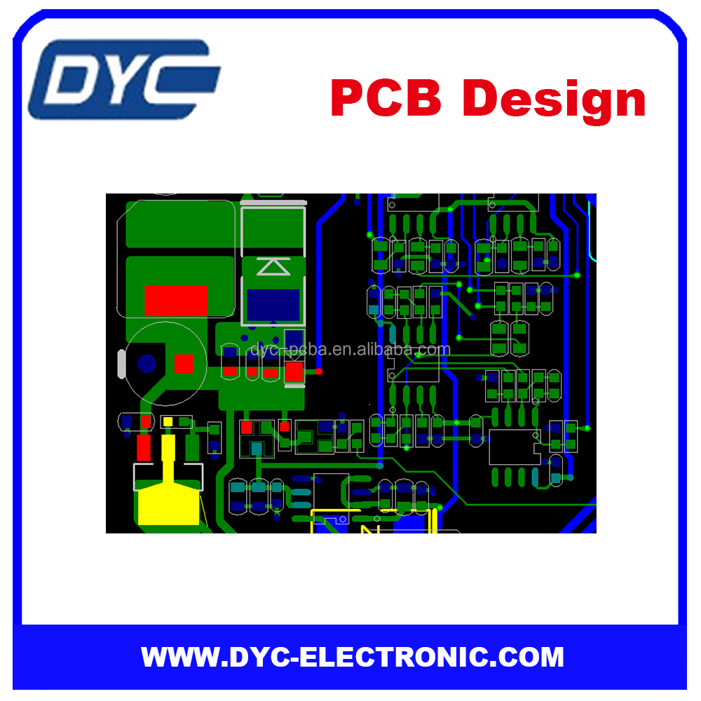 OEM/ODM electronic lcd pcb / lcd pcba design. reverse engineering & pcba manufacturing